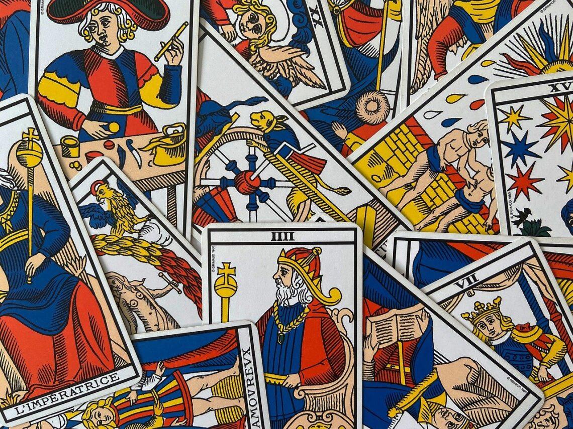 tirage des cartes